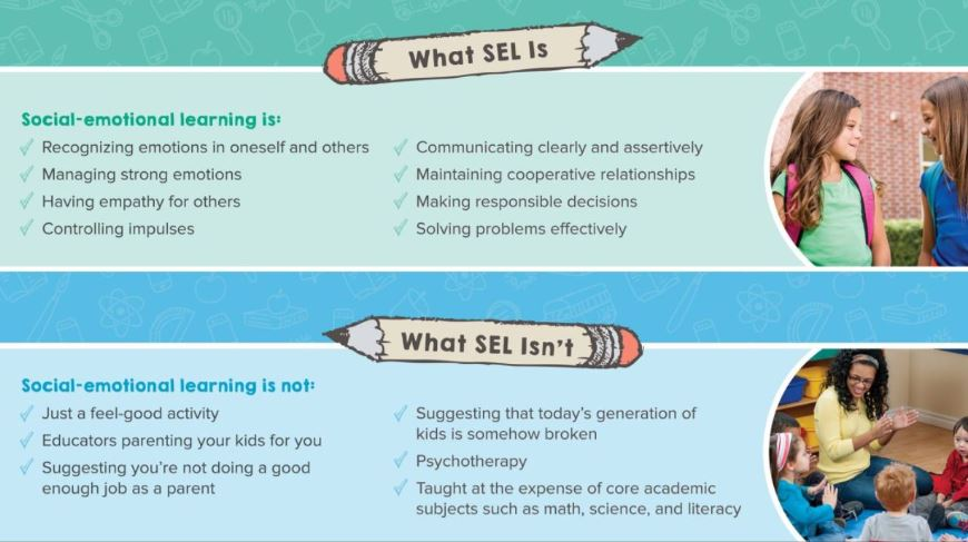 How To Implement Social And Emotional >> Social Emotional Learning What Is Sel Committee For Children
