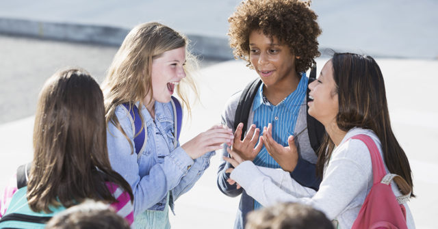 Students use and apply social-emotional learning skills in the real world