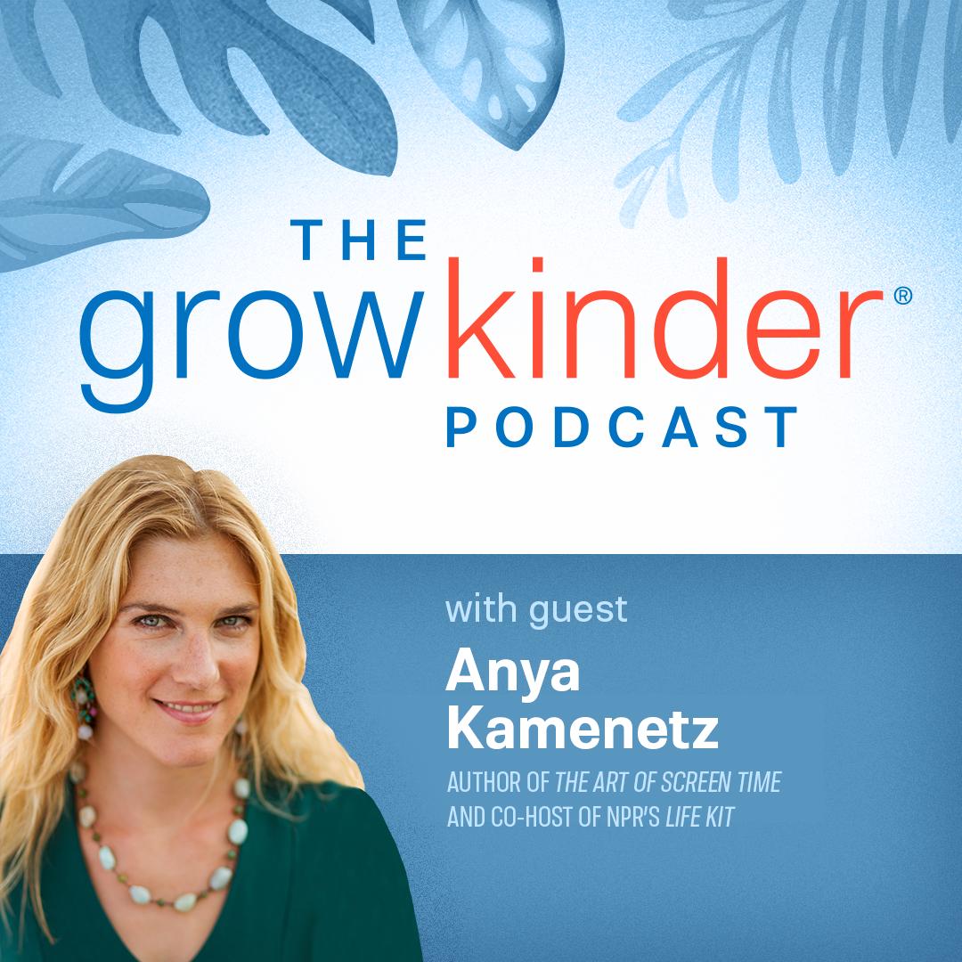 Balancing Screen Time and Real Life with Anya Kamenetz post thumbnail