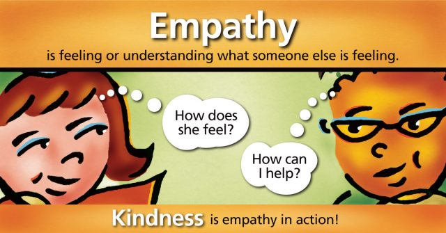 empathy, kindness, social emotional learning, SEL, second step