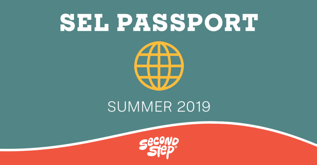 When Adding Sel To Curriculum >> Summer Sel Passport Challenge For Social Emotional Skills