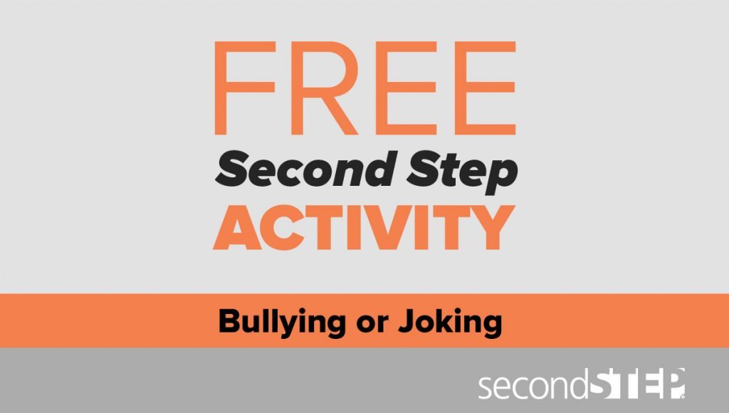 bullying, prevention, free, class, activity