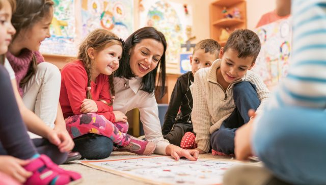 classroom climate, K-5, early learning, middle school, positive