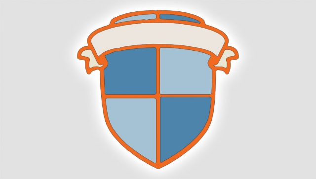 class activity, coat of arms, elementary, middle school