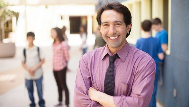 middle school teacher input