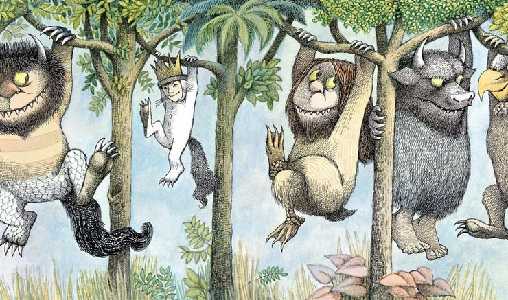 where the wild things are reading guide