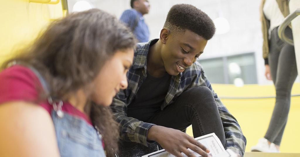 Middle schoolers seek social belonging