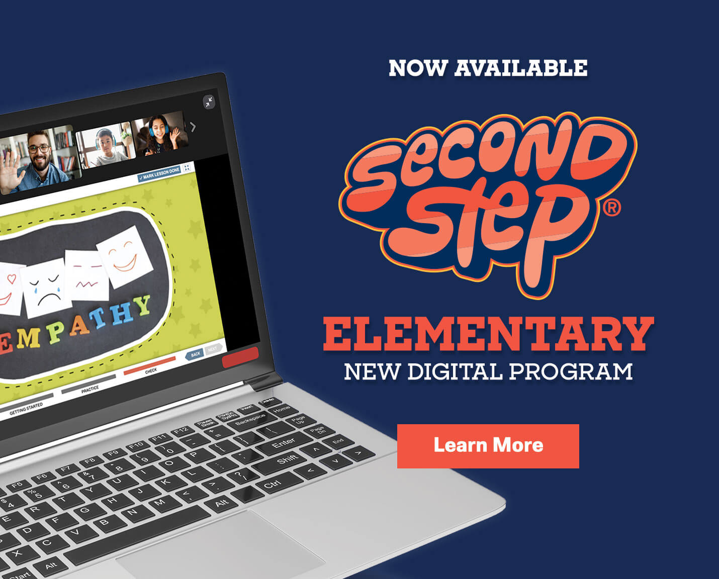 Now Available: Second Step Elementary New Digital Program