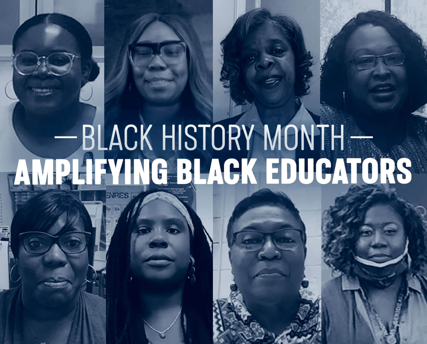 black history month—amplifying black educators