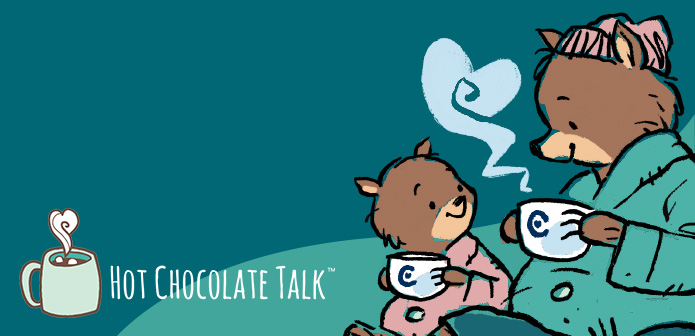 hot chocolate talk bears