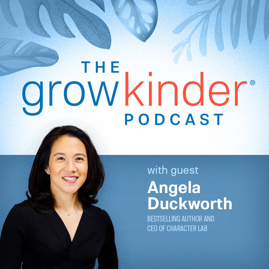 "Angela Duckworth – Bestselling Author of ""Grit"" and Founder and CEO of Character Lab post thumbnail"