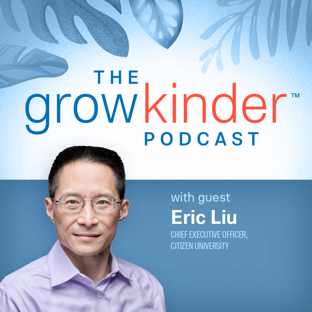 How to Foster a Culture of Citizenship in the United States with Eric Liu post thumbnail