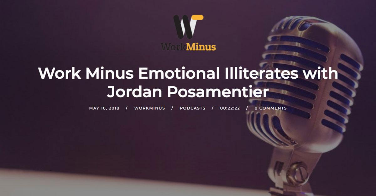 Jordan Posamentier podcast