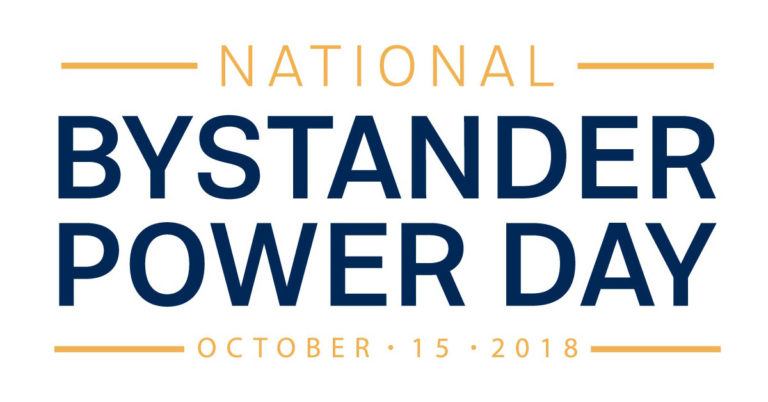 National Bystander Power Day