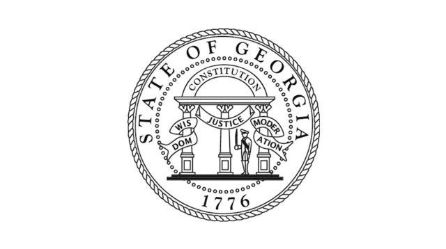 state of georgia logo